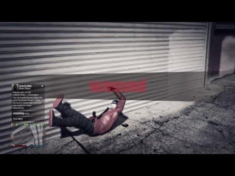 GTA 5 Thanks Pedestrian