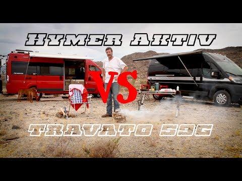 Travato Vs. Aktiv Comparison - Which do YOU Like?