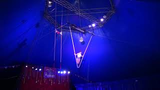 Charline Kandilian - Cirque Star - La fiesta - Corde Volante