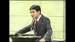 Senador Camilo Romero - Debate nivelación salarial miembros de la Fuerza Pública 2