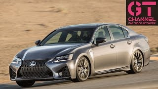 video thumbnail of 2016 Lexus GS F Review - Our Favorite F Yet?