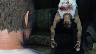 What Happens If Franklin Visits Trevor After Michael's Death in GTA5? (Secret Ending)