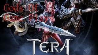 Lets Play Tera Online Part 1 A new Beginning.