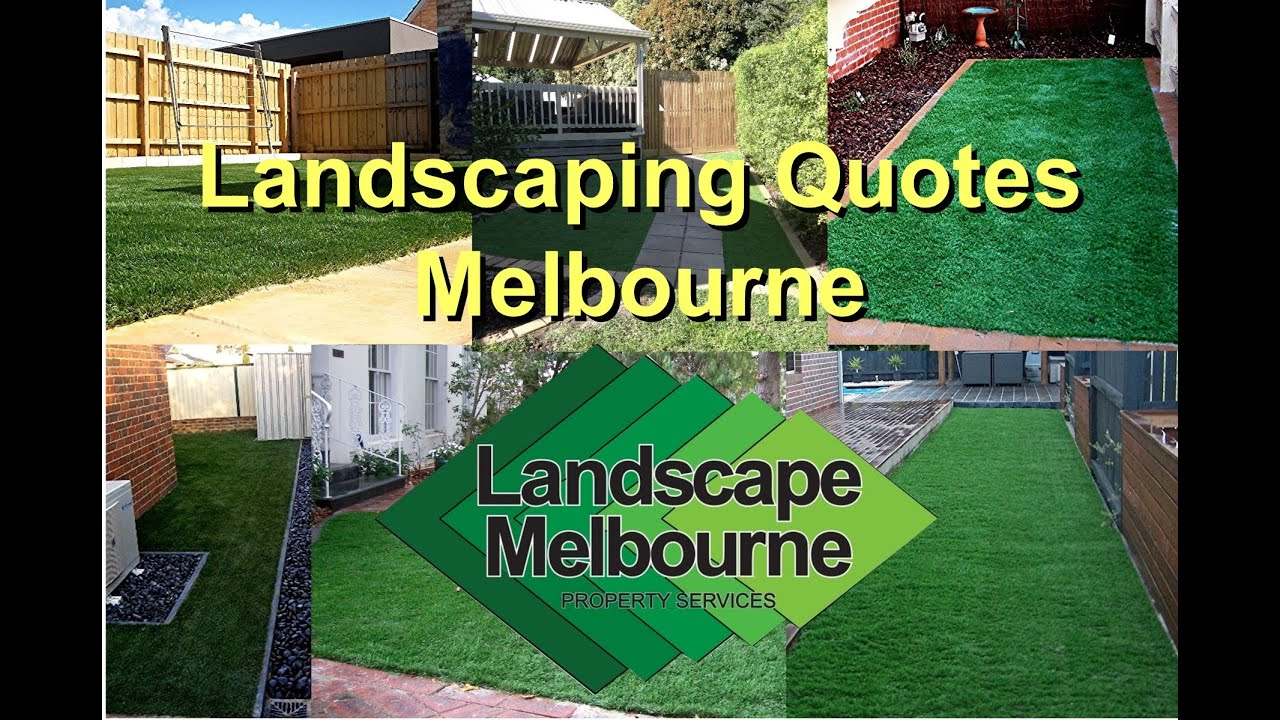 Landscaping Quotes Free Landscaping Quotes Melbourne Landscape Melbourne  Get A Free