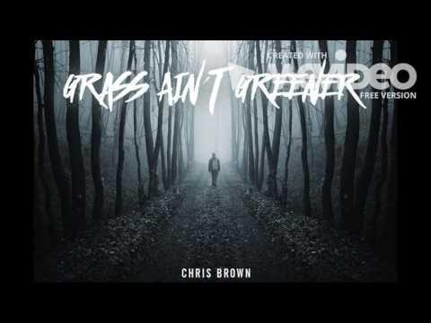 Chris Brown - Grass Ain't Greener (Bass boosted) (Instrumental)
