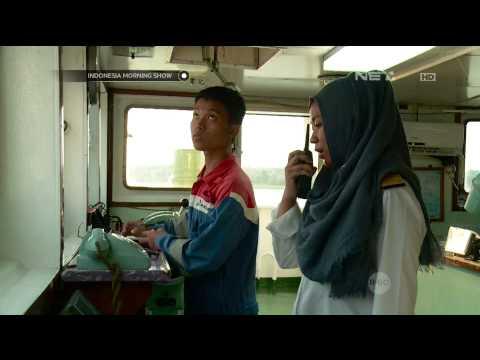 Kisah Kapten Nahkoda Perempuan Agustin Nurul Fitriyah - IMS