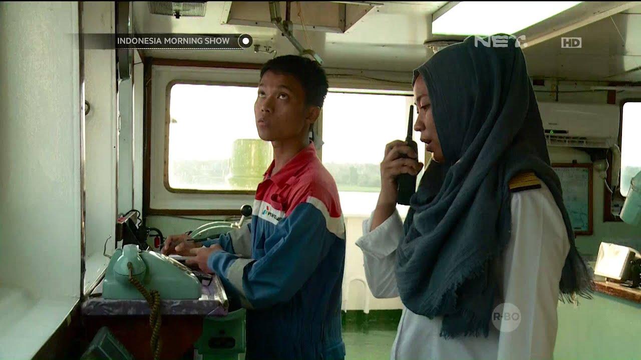 Kisah Kapten Nahkoda Perempuan Agustin Nurul Fitriyah IMS YouTube