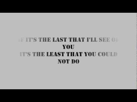 John Mayer - Back To You Lyrics (HD)