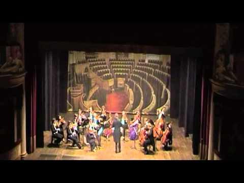 Shostakovich: Chamber Symphony - 4th & 5th Mov. (2/2)