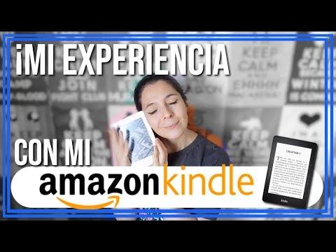 ¡MI EXPERIENCIA USANDO KINDLE!  // PROS Y CONTRAS DE LOS E-READER