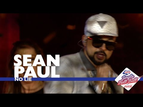 Sean Paul - 'No Lie' (Live At Capital's Jingle Bell Ball 2016)