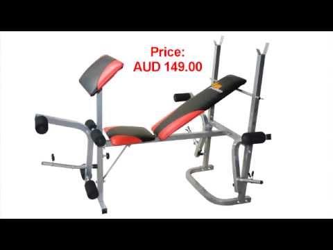 Veloce Fitness Multi Station Gym Bench