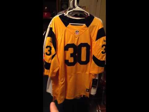 Jerseys NFL Wholesale - Nike Los Angeles Rams Jersey- Robert Quinn - YouTube
