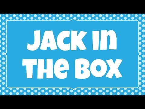 Jack in the Box | Kids Action Song | Children Love to Sing