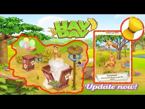 Hay day upgrade