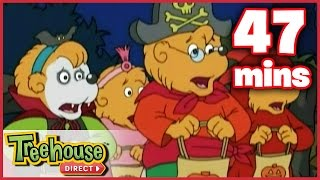 The Berenstain Bears: Happy HALLOWEEN Compilation! | Funny Cartoons for Kids By Treehouse Direct