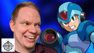 Mega Man Battle Royale Q&A! | DEATH BATTLE Cast