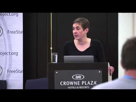 Karen Straughan - Feminism: Socialism in Panties @NHLF14