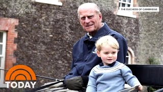 Prince Philip's Legacy: How The Duke Of Edinburgh Shaped The Royal Family | TODAY