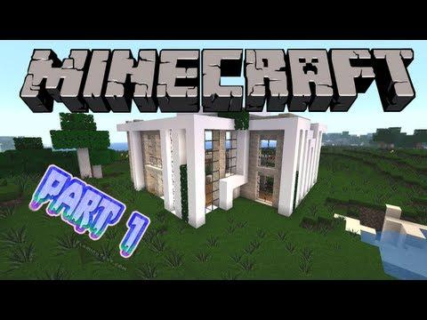 Minecraft haus moderne haus lernprogramm doovi for Minecraft modernes haus deutsch