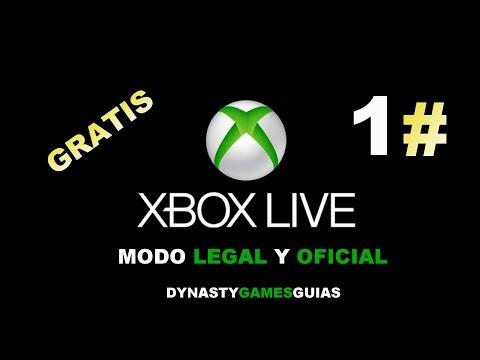 Tutorial legal para 3 meses Xbox Live Gratis - configurar puertos o cambiar Gamertag Parte 1-2