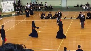 2017年 #西日本学生剣道大会.