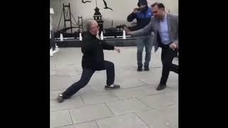 Ak Partili Dans Eden Dayı