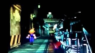GPH Caanoo running Final Fantasy 7