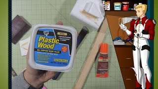 Tip Tuesday Plastic Wood filler