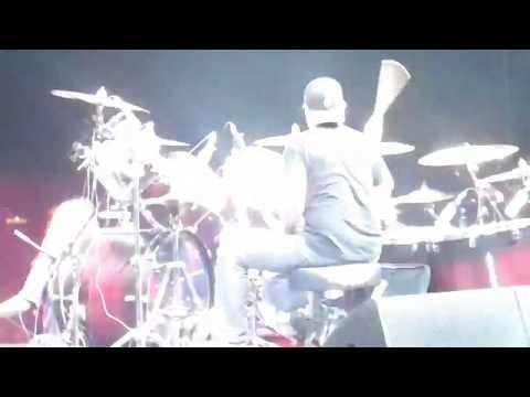Dave Lombardo Slayer Big 4 Angel of Death Live