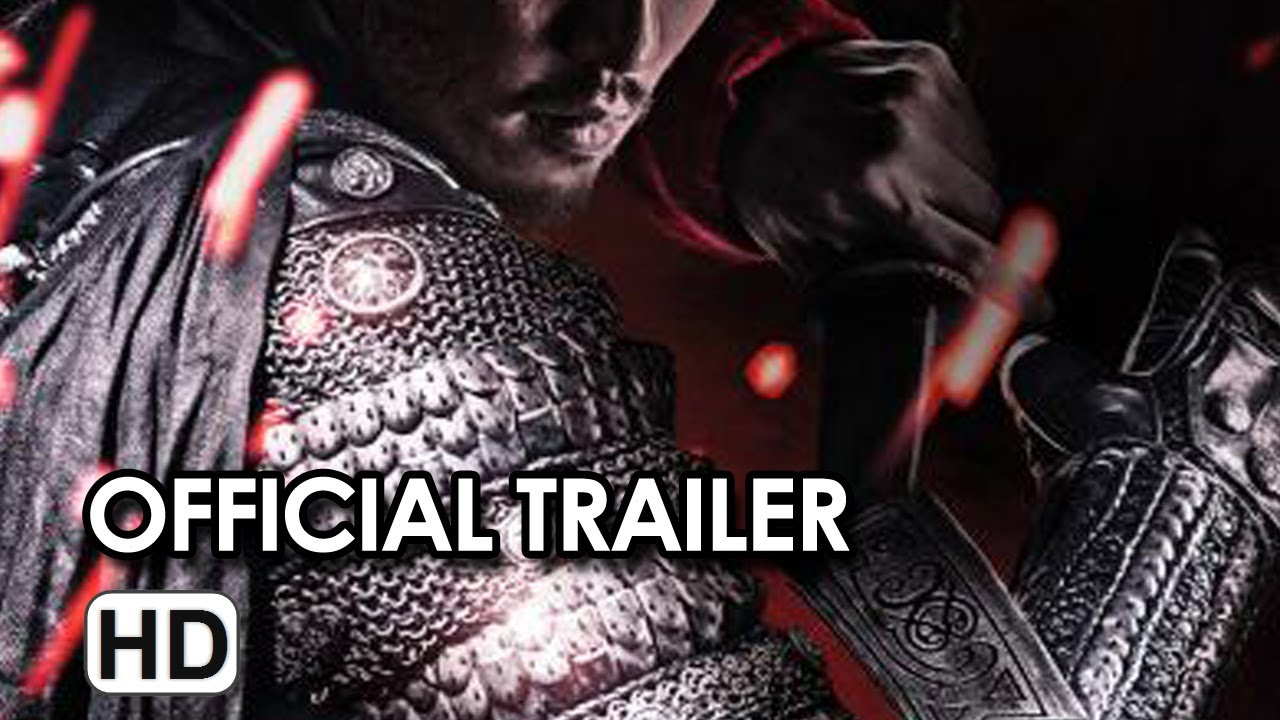 The Guillotines Official Trailer 1 2013 Movie Hd Youtube