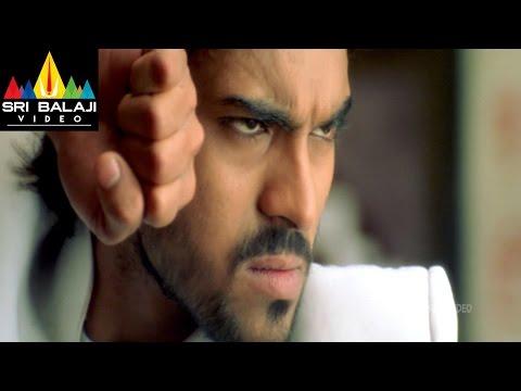Chirutha Movie Charan Saving Neha Fight Scene | Ram Charan, Neha Sharma | Sri Balaji Video