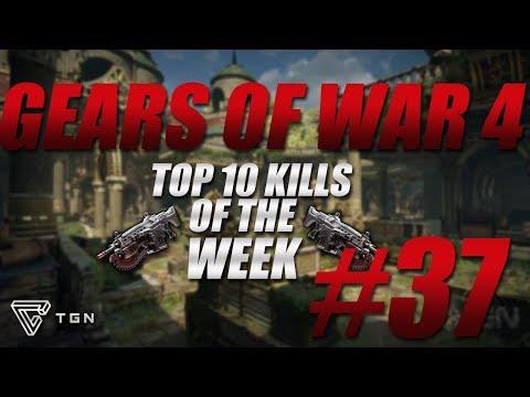 Gears of War 4- Top 10 Kills of the Week #37