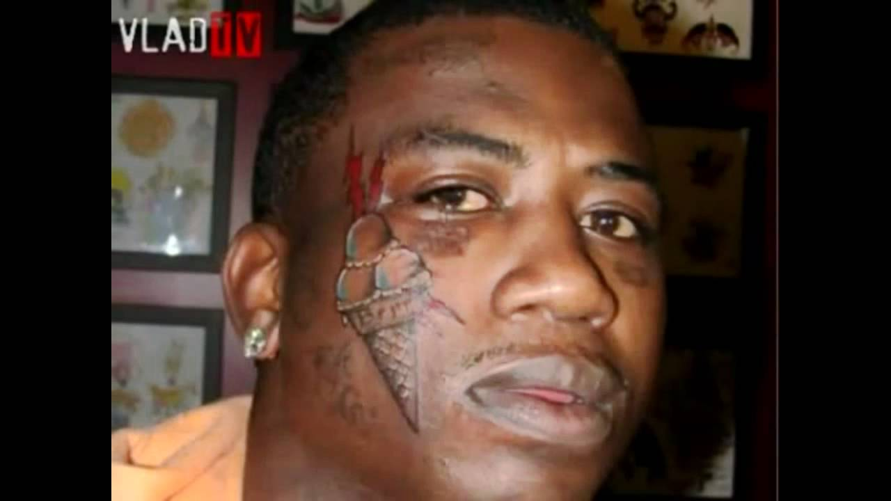 Tyson Face Tatoo: Mike Tyson On Gucci Manes New Tattoo