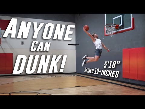 How to JUMP HIGHER & Train Right in 5 Minutes!! (ONLY video you ever need to DUNK!)