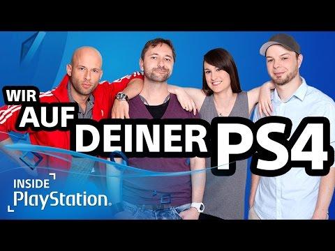 Die Inside PlayStation PS4 App ist da!
