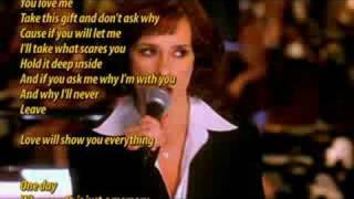 Love will show you everything- Jennifer Love Hewitt