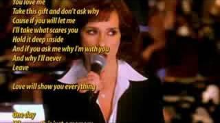 Love will show you everything- Jennifer Love Hewitt