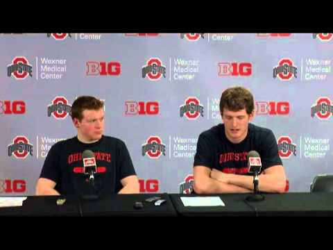 Ohio State Men's Hockey: Postgame Press Conference Feb. 2