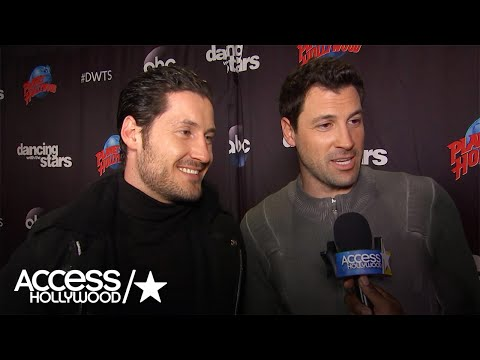 'Dancing With The Stars': Val & Maksim Chmerkovskiy On Competing Against Each Other