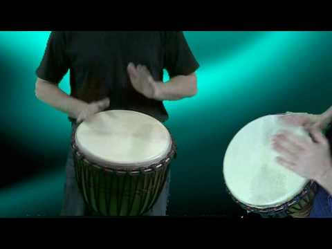"""Answer to """"Djembe beginner lesson"""""""