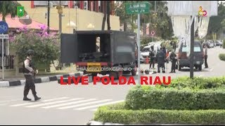 Download Video 🔴 LIVE TEROR DI POLDA RIAU MP3 3GP MP4