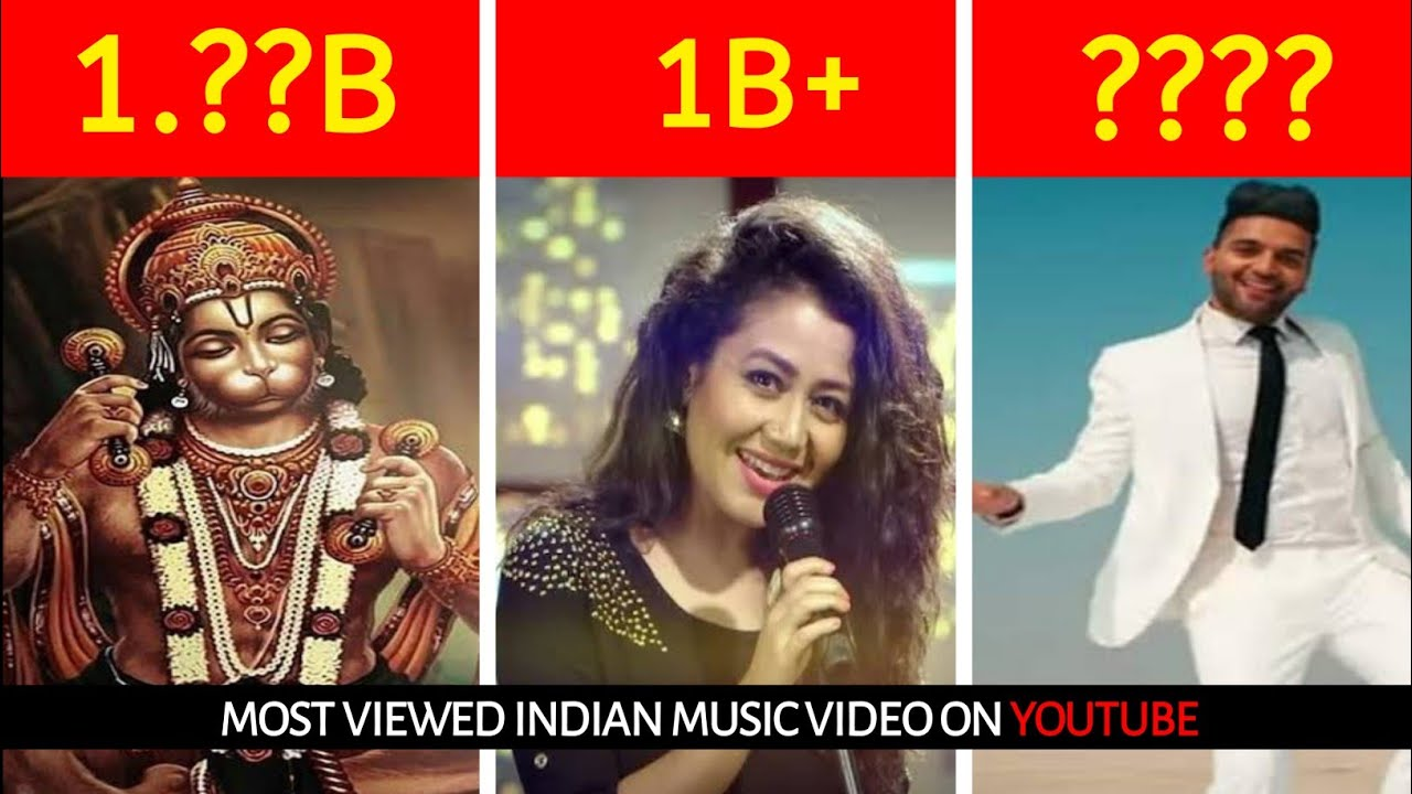 Top 10 Most Viewed Indian Music On Youtube Youtube