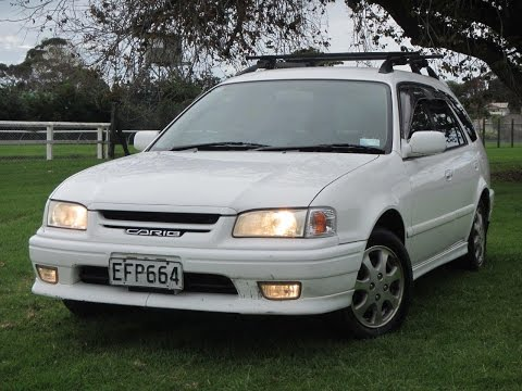 1998 Toyota Carib Z Touring Auto Wagon $NO RESERVE!!! $Cash4Cars$Cash4Cars$ ** SOLD **