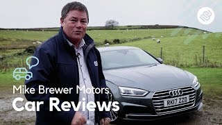 Audi A5 Sportback Review | Mike Brewer Motors