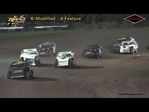 B-Modified Feature - Rapid Speedway - 7/20/18