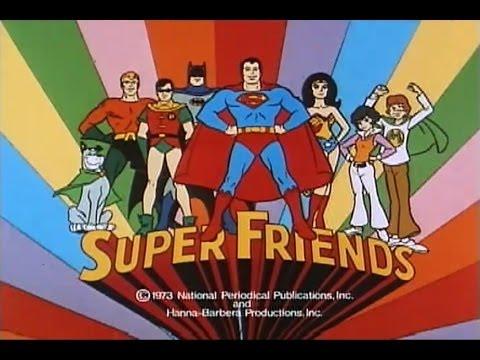 Super Friends - Intro 1973