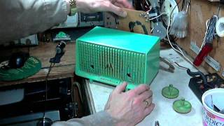 Canadian Motorola MK-56R AA5 Radio Video #1 - Checkout