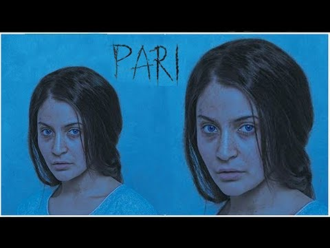 PARI FIRST LOOK: Anushka Sharma Haunts In Her NEVER SEEN BEFORE Look