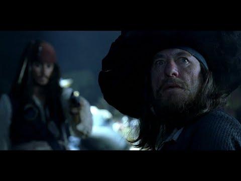 Jack Sparrow Vs Hector Barbossa